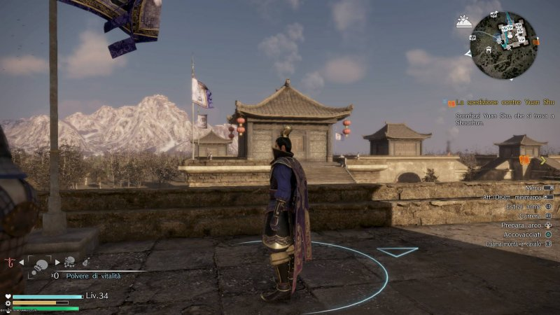 La recensione di Dynasty Warriors 9