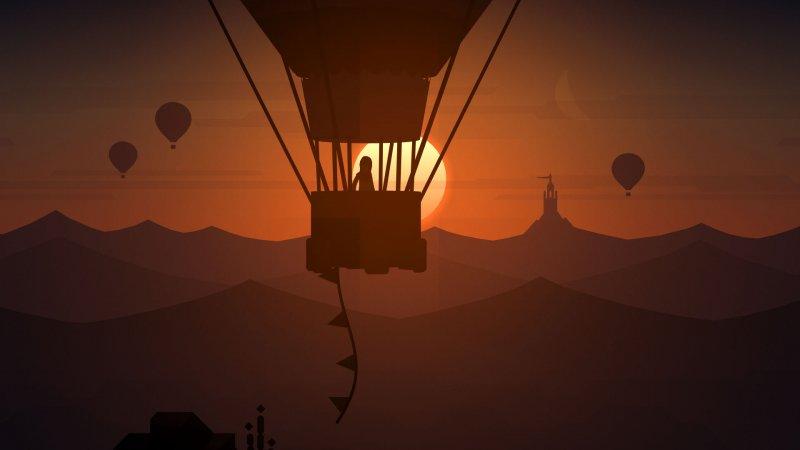 Un nuovo trailer ci mostra Alto's Odyssey in azione