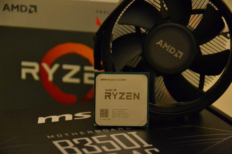 La recensione del Ryzen 5 2400G e del Ryzen 3 2200G
