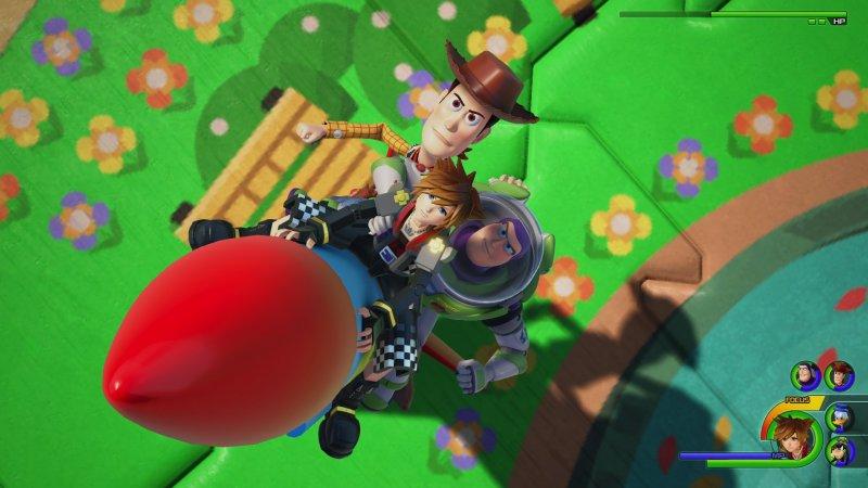 Kingdom Hearts III: ad un passo dall'arrivo