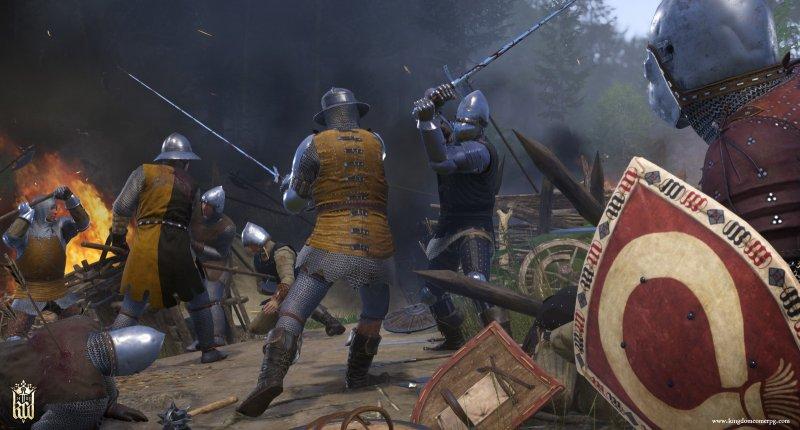 Kingdom Come Deliverance riceverà un DLC con personaggio femminile