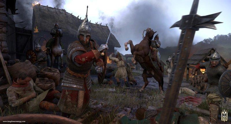 Una nuova mod consente di giocare a Kingdom Come: Deliverance in terza persona