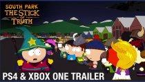South Park: Il Bastone della Verità - Trailer di lancio per le versioni PlayStation 4 e Xbox One