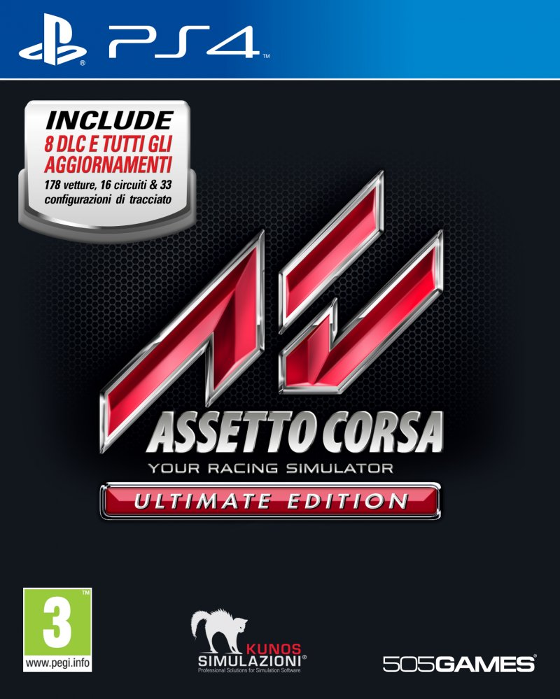 Annunciata la Ultimate Edition di Assetto Corsa
