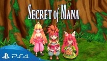 Secret Of Mana - Trailer di lancio