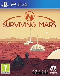 Surviving Mars per PlayStation 4