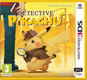 Detective Pikachu per Nintendo 3DS
