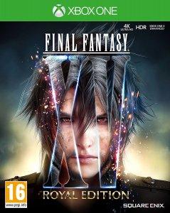 Final Fantasy XV Royal Edition per Xbox One