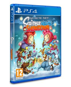 Scribblenauts Showdown per PlayStation 4
