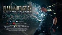 Final Fantasy XV - Trailer sull'aggiornamento 1.2.0 a Comrades