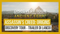 Assassin's Creed Origins - Trailer di Lancio del Discovery Tour