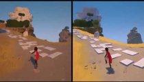 RiME - Video confronto dopo l'uscita della patch 1.02