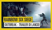Tom Clancy's Rainbow Six: Siege - Trailer di lancio di Outbreak.