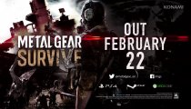 Metal Gear Survive - Trailer di lancio