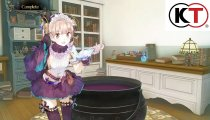 Atelier Lydie & Suelle: The Alchemists and the Mysterious Paintings - Trailer gameplay Exam