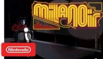 Milanoir - Trailer d'annuncio per la versione Nintendo Switch