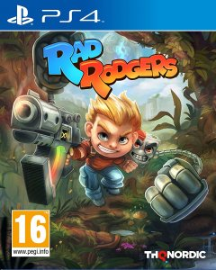 Rad Rodgers per PlayStation 4
