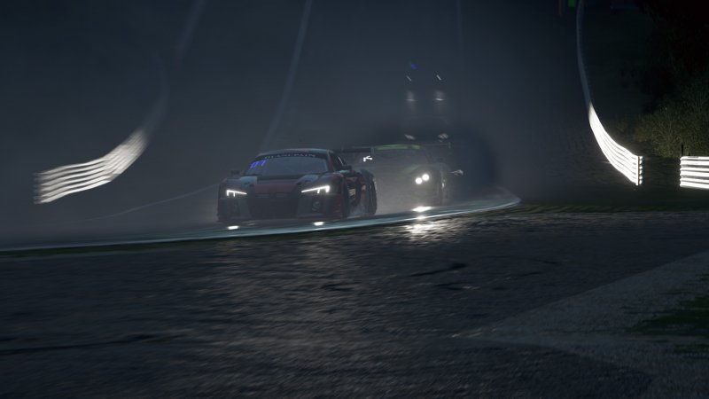 Assetto Corsa Competizione si mostra per la prima volta in un gameplay all'E3 2018