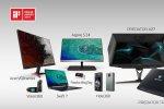 Acer si aggiudica dodici iF Design Awards 2018 tra monitor, notebook e altri dispositivi