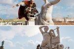 Ubisoft ha censurato capezzoli e peni delle statue nella modalità tour di Assassin's Creed Origins
