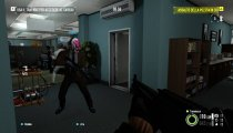 Payday 2 - Venti minuti di gameplay dalla versione Nintendo Switch