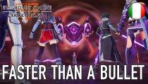 Sword Art Online: Fatal Bullet - Trailer di lancio
