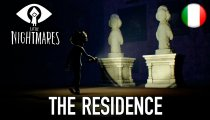 Little Nightmares - Trailer di lancio per The Residence