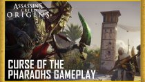 "Assassin's Creed Origins - Video gameplay del DLC ""La Maledizione dei Faraoni"""