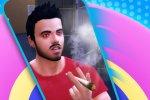 Tutti strafatti in The Sims 4 e Captain Falcon nel roster di Dragon Ball FighterZ