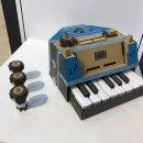 Nintendo Labo: John Carpenter suona la musica di Halloween con il piano di cartone, o almeno ci prova