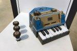 Nintendo Labo: John Carpenter suona la musica di Halloween con il piano di cartone, o almeno ci prova - Notizia