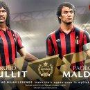 Le leggende di Milan e Inter arrivano su Pro Evolution Soccer 2018