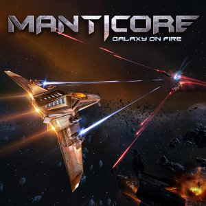 Manticore - Galaxy on Fire per Nintendo Switch
