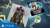 PlayStation Plus - Trailer dei giochi di marzo