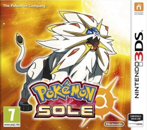 Pokémon Sole per Nintendo 3DS