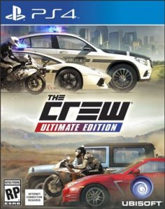 The Crew per PlayStation 4