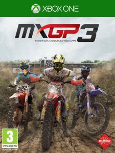 MXGP3 - The Official Motocross Videogame per Xbox One