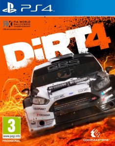 DiRT 4 per PlayStation 4
