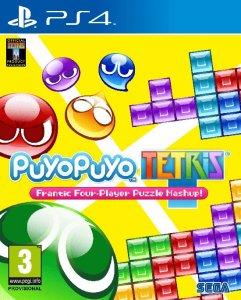 Puyo Puyo Tetris per PlayStation 4