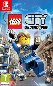 LEGO City Undercover per Nintendo Switch