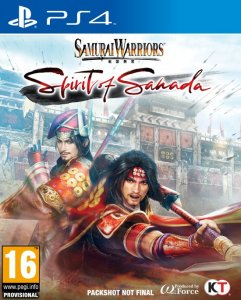 Samurai Warriors: Spirit of Sanada per PlayStation 4