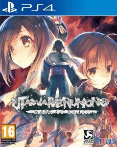 Utawarerumono: Mask of Deception per PlayStation 4