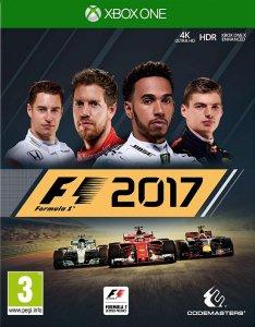 F1 2017 per Xbox One