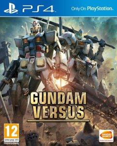 Gundam Versus per PlayStation 4