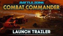 Battlezone: Combat Commander - Trailer di lancio