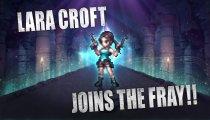 Final Fantasy: Brave Exvius - Trailer di Lara Croft