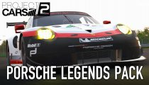 Project CARS 2  -  Porsche Legends DLC trailer di lancio
