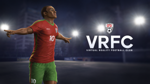 VRFC Virtual Reality Football Club per PlayStation 4