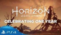 """Horizon Zero Dawn - Trailer """"Un anno dopo"""""""