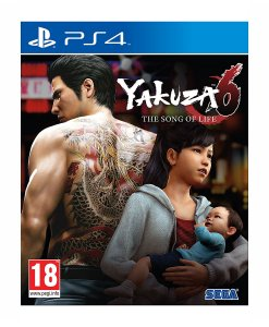 Yakuza 6: The Song of Life per PlayStation 4